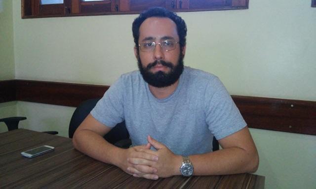 Pró-reitor de graduação Vinicius Rodrigues: não tem dinheiro nem para pagar a vigilância