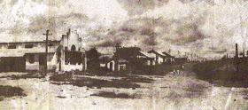 Foto histórica mostra como era a Rua Feliciano Coelho