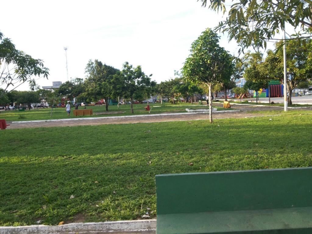 Praça Nossa Senhora da Conceição é um dos cartões postais de Macapá