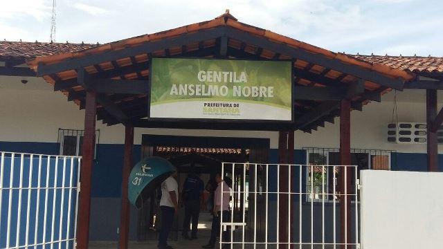 Escola fica no Bairro Fonte Nova e atende mais de 400 alunos. Fotos: Ascom
