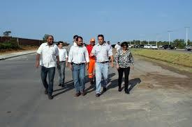 Como secretário de Transportes no governo Camilo
