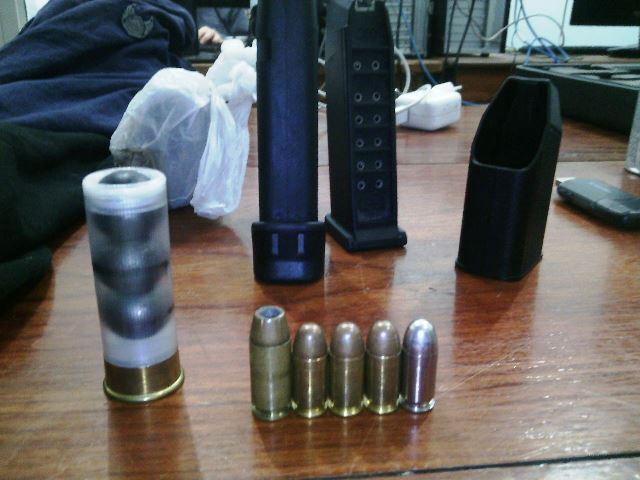 Munição e armamento não letal