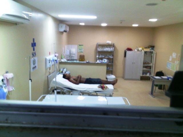 Vítima morreu assim que chegou ao Hospital de Emergência