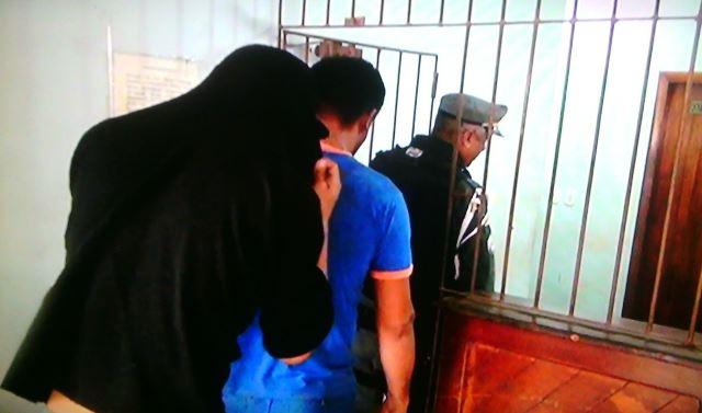 Acusados foram apresentados pelo BPRE no Ciosp do Pacoval