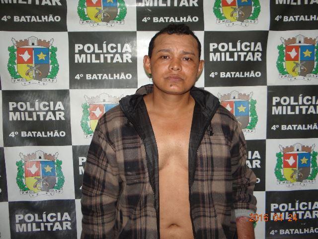 Josiclei Santos disse que fugiu com 'medo de morrer'. Fotos: Olho de Boto
