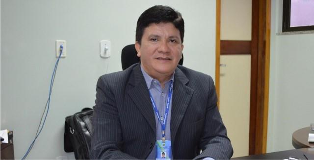 Veridiano Colares, diretor geral do TRE-AP: estrutura de atendimento