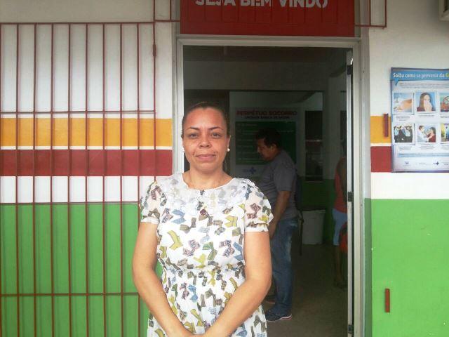 Jorssete Cantuária, coordenadora de Imunização: sem previsão