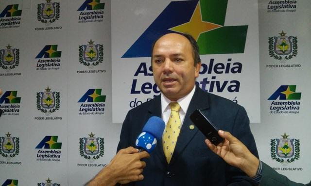 Deputado Charles Maerques (PSDC): faltam alguns itens na PEC