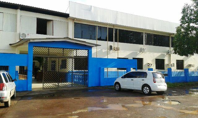 Prédio da Apae em Macapá.