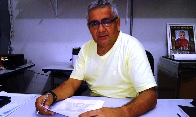 """Aroldo Rabelo, diretor do CA: """""""