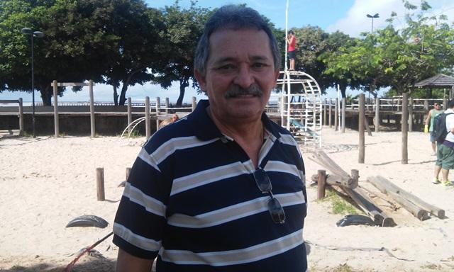 Carlos Matias, secretário de Cultura do Amapá: contrati