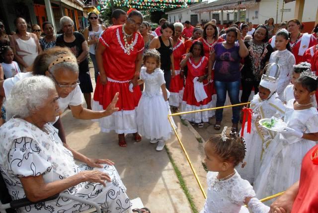 Festa do Divino Espírito Santo em Mazagão