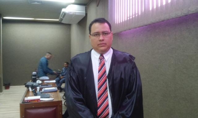 Helder Carneiro, advogado da defesa:
