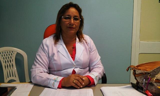 Rósalia Freitas, diretora do HE: Fotos: Cássia Lima