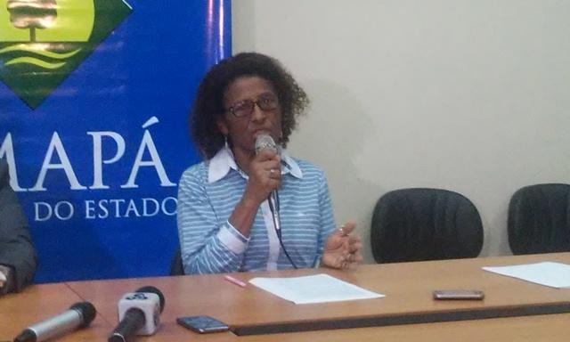 Secretária de Inclusão e Mobilização Social, Nazaré Farias