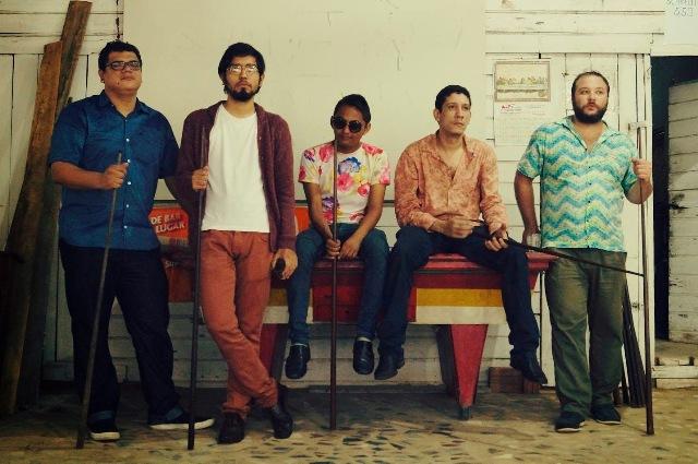 Banda O Sósia se apresenta em Macapá com Edilson Moreno. Fotos: Reproduçāo/Facebook