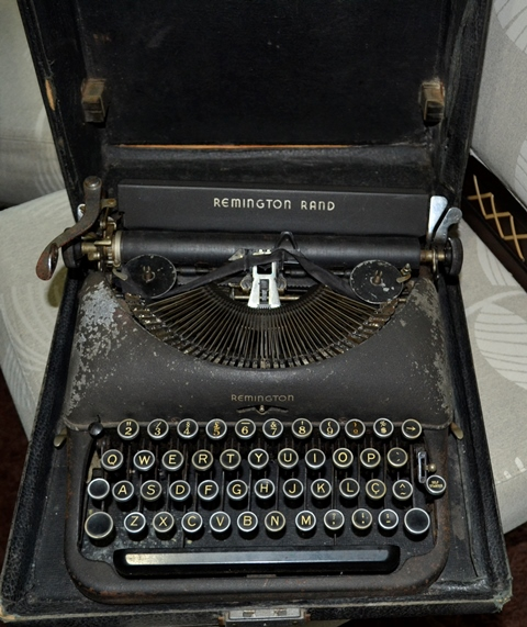 Máquina Remington, de 1939