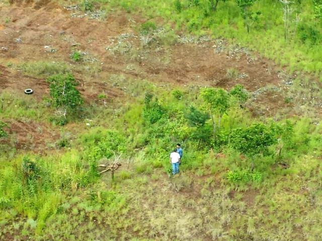 Corpo foi encontrado 4 dias depois do desaparecimento pelo GTA