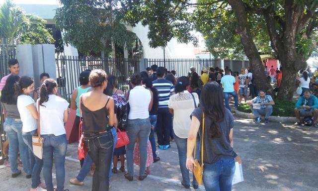 TRE espera 3 mil pessoas nessa reta final de cadastro e recadastro eleitoral
