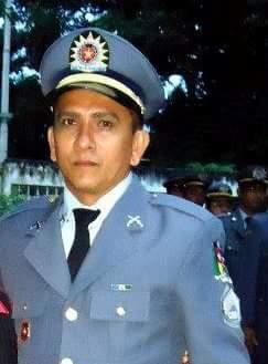 O sargento estava na PM havia 27 anos. Foto: Arquivo familiar