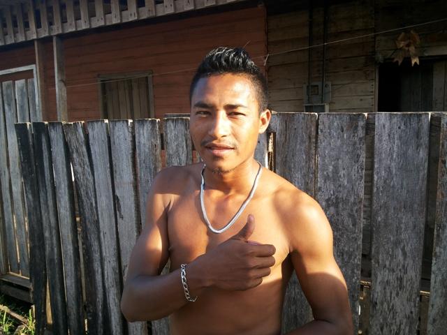 Edvam Rodrigues, morador