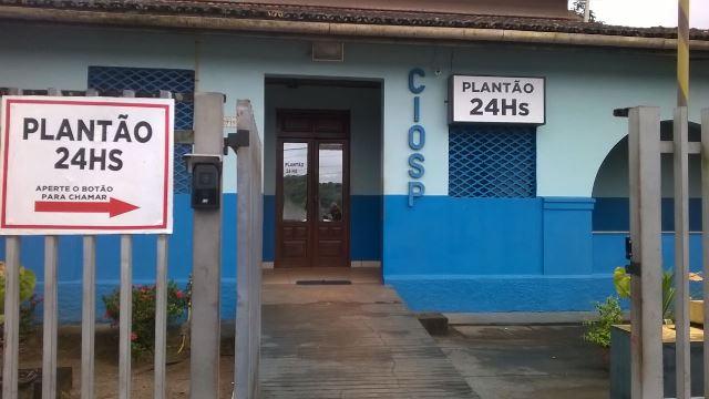Quatro foram interrogados no Ciosp de Oiapoque, e depois levados para o mini-presídio. Foto: Humberto Baía