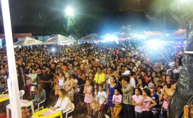 3 mil pessoas estiveram na última noite de evento