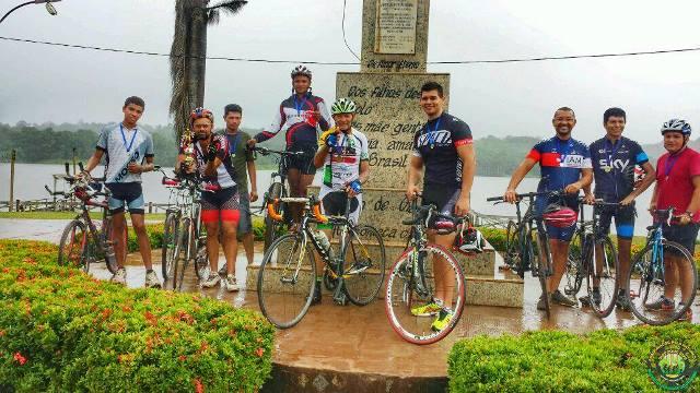 Ciclistas de vários categorias foram premiados
