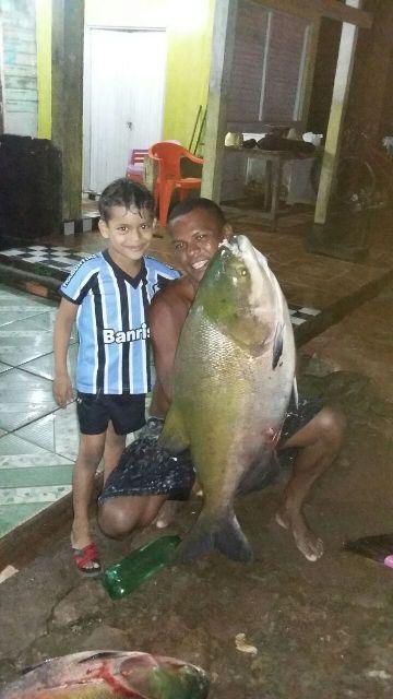 Pescador. Fotos: Arquivo/Pessoal