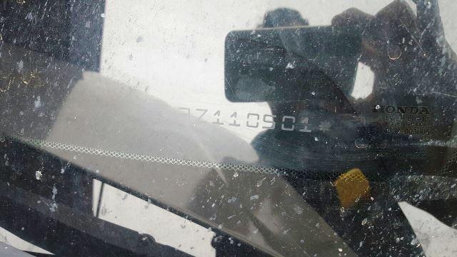 ....assim como os vidros de uma Honda Civic de Santana. Fotos: Olho de Boto