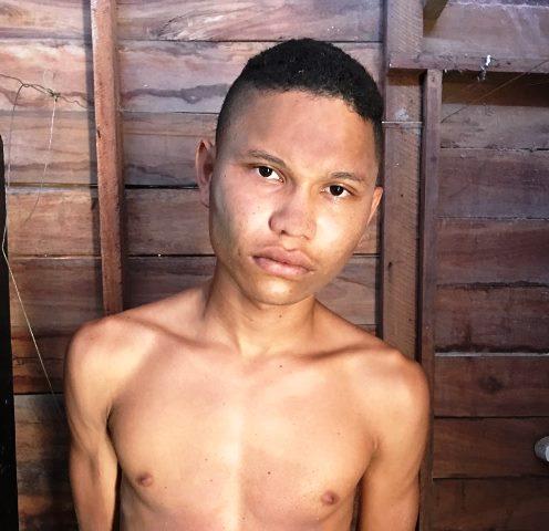 Ruy Maciel, de 20 anos