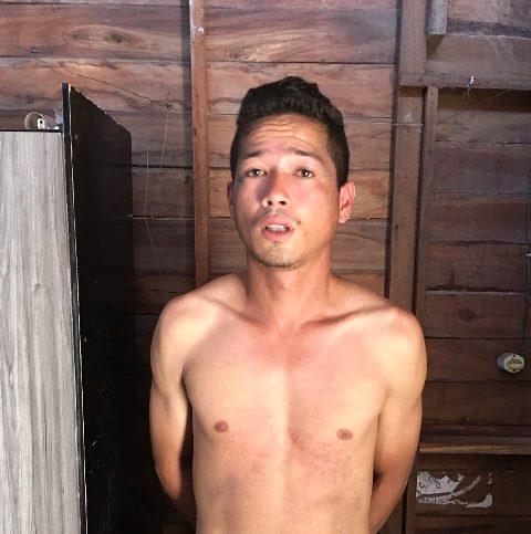 Maycon Maciel, de 23 anos