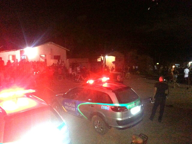 Parentes informaram à policia que o primo ficou muito revoltado quando o tio foi assassinado