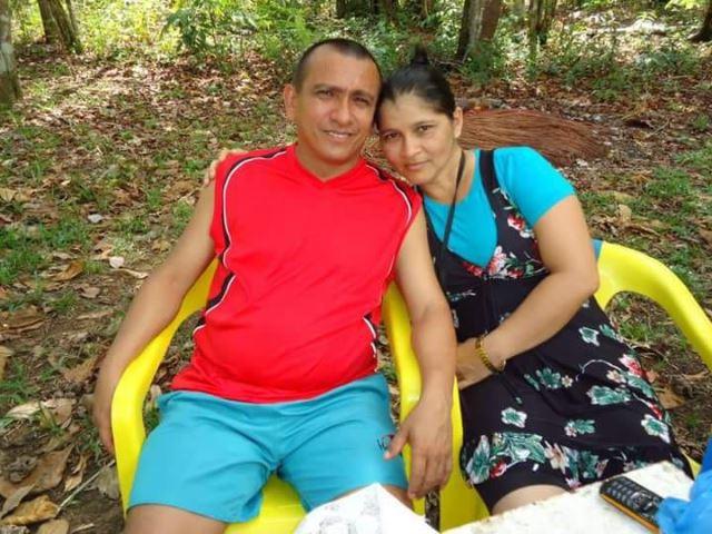 Casal brigou no sábado quando a esposa o encontrou com a amante