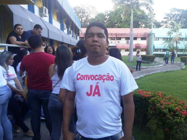 Marcelo Sousa, representante dos concursados: como irão contratar profissionais para as novas unidades?
