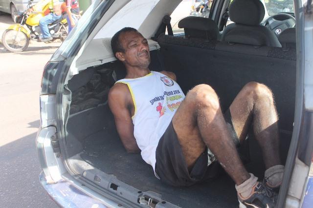 Moradores do Perpétuo Socorro dizem que o acusado é usuário de drogas