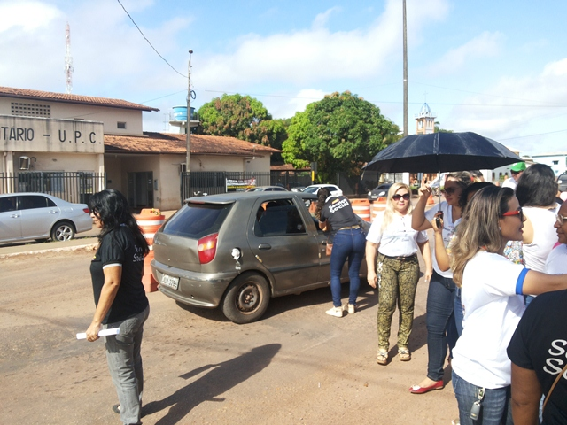 Ação ocorreu no município de Santana