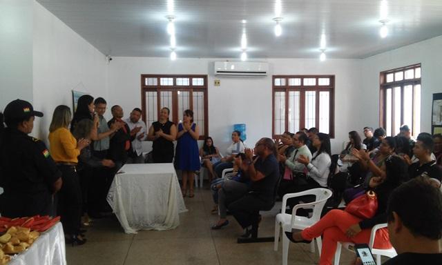 Evento contou com presença de conselheiros tutelares, prefeito de Macapá e órgãos ligados ao direito da criança e do adolescente