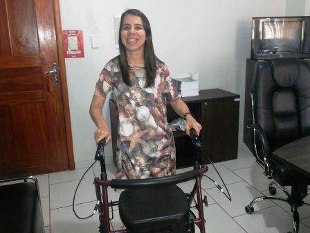 Coordenadora de Acessibilidade e Mobilidade Urbana de Macapá