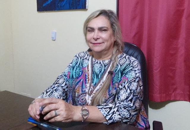"""Cristina Baddini, presidente da CTMac: """". Fotos: Cássia Lima"""