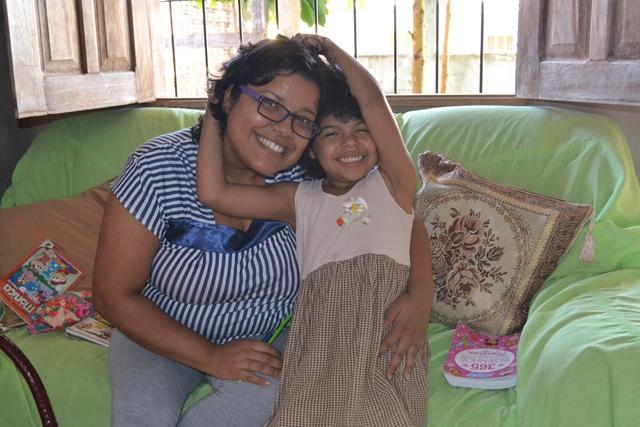 Jéssica e Sara superaram o câncer