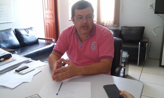 Eldrin Lages, secretário