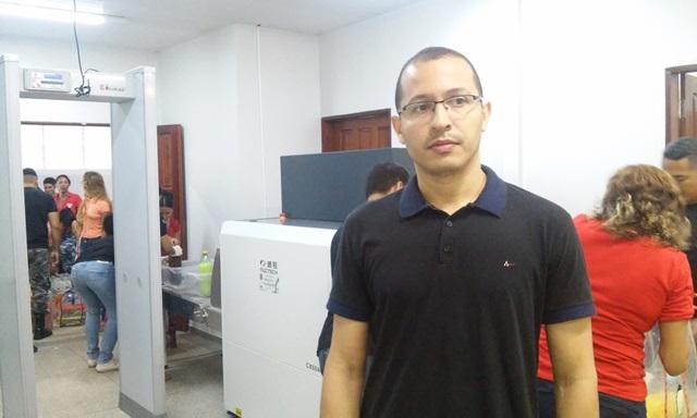 Jeferson Dias. Fotos: Cássia Lima