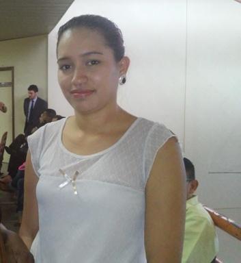 Michele Nascimento. Foto: Cássia Lima