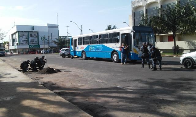 Silumação de assalto a ônibus (3)