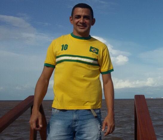 Alexandre Evangelista, professor voluntário nos jogos. Foto: Arquivo Pessoal