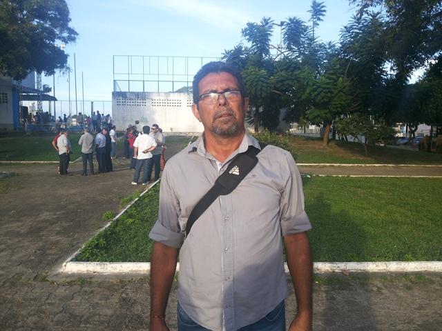 Vitor Jaime, novo presidente da Associação de Solteiros e Casados