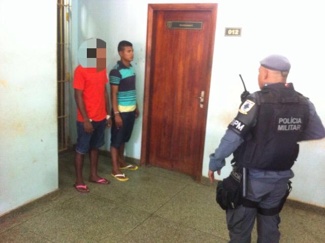 Guilherme Ferreira Amoras Junior tem passagem no Iapem por tráfico de drogas. Fotos: Olho de Boto