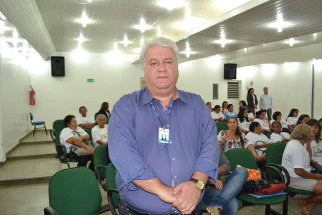 """Adriano Cardoso, diretor do Senai: """""""