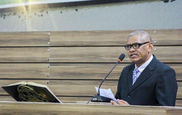 Presidente do Ijoma, padre Paulo Matias